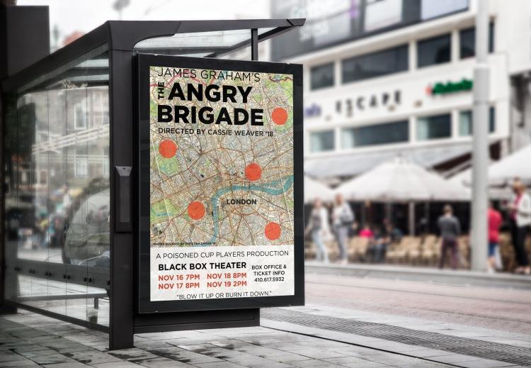 angry brigade scotland yard mockup