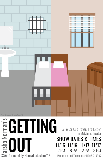 getting out poster final