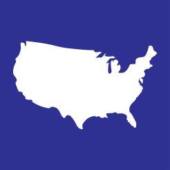 4k for cancer USA icon