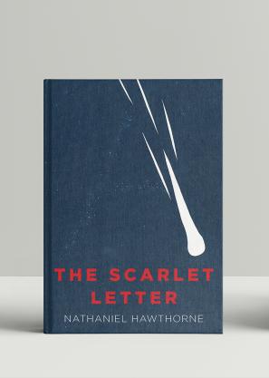 Scarlet Letter mockup